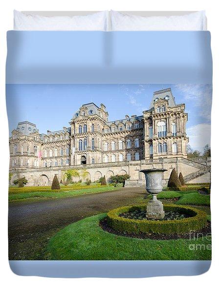 Bowes Museum Duvet Cover