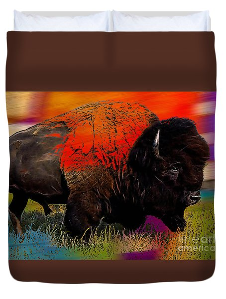 Buffalo Collection Duvet Cover