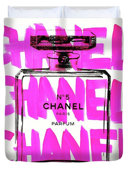 Chanel Chanel Chanel  Duvet Cover