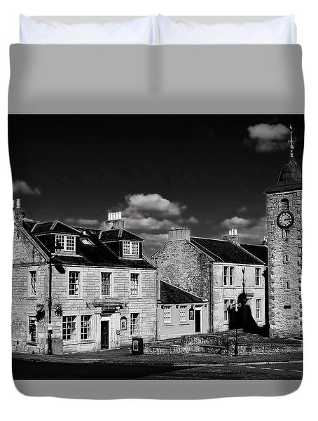 Clackmannan Duvet Cover by Jeremy Lavender Photography