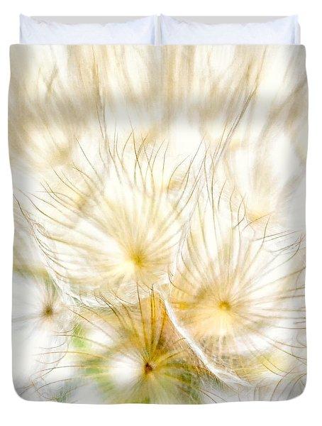 Dandelion Duvet Cover by Stelios Kleanthous