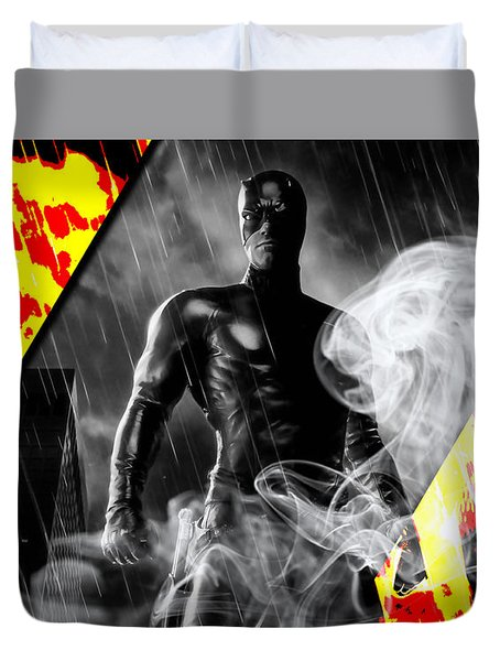 Daredevil Collection Duvet Cover
