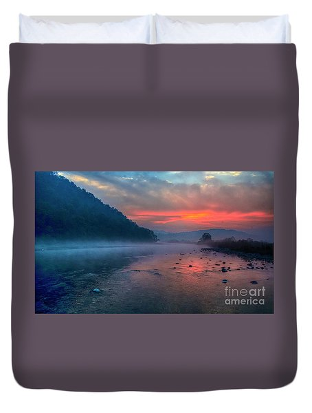 Dawn Duvet Cover