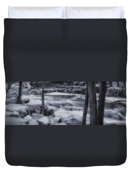Devils River #1 Duvet Cover