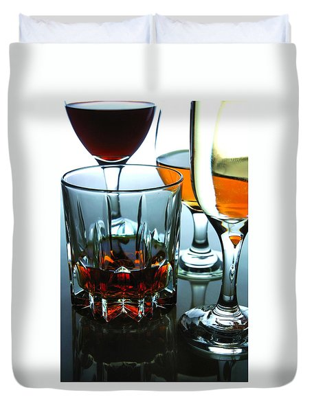 Drinks Duvet Cover