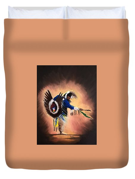 Everybody Dance #1 Duvet Cover