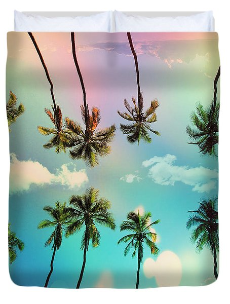 Florida Duvet Cover