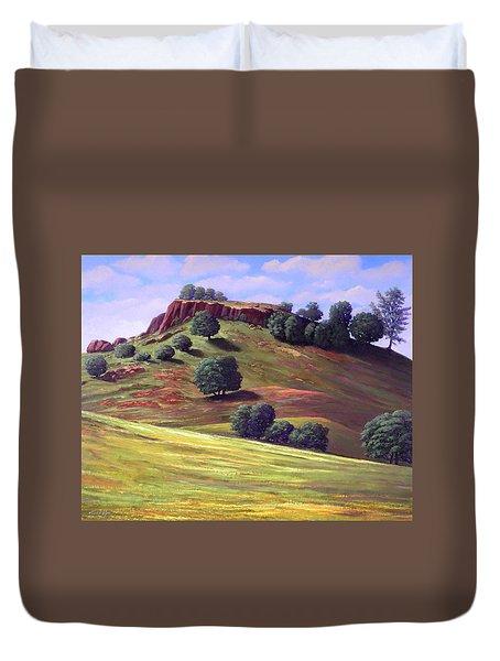 Flowering Meadow Duvet Cover