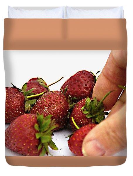 Fruchtig  Duvet Cover