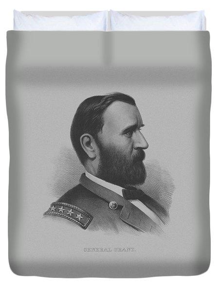 General Grant Duvet Cover