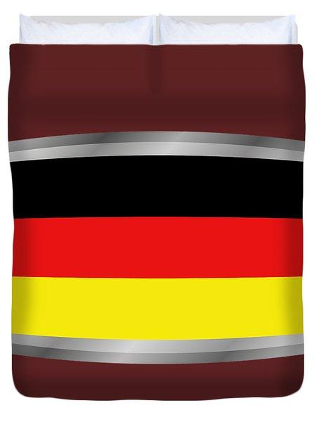 Germany Flag Duvet Cover
