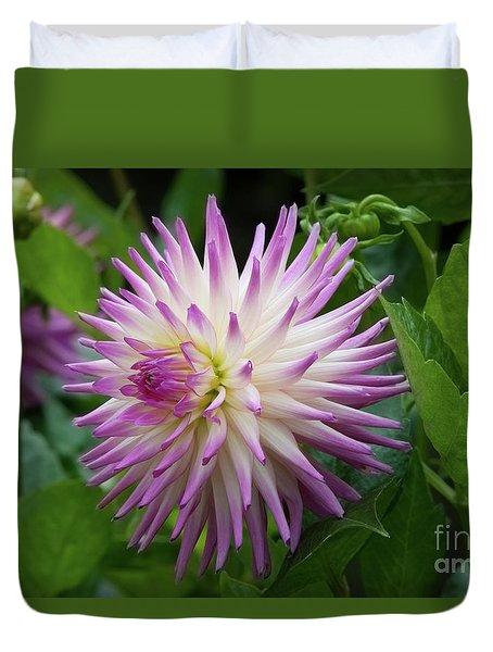 Glenbank Twinkle Dahlia Duvet Cover