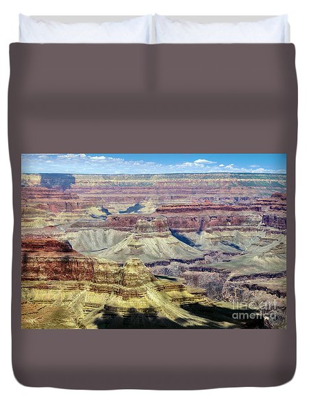 Grand Canyon Duvet Cover by RicardMN Photography