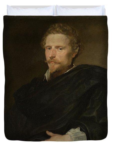 Johannes Baptista Franck Duvet Cover