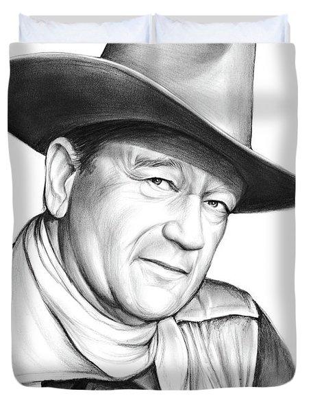 John Wayne Duvet Cover