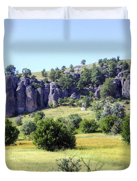 Kilistra - Turkey Duvet Cover
