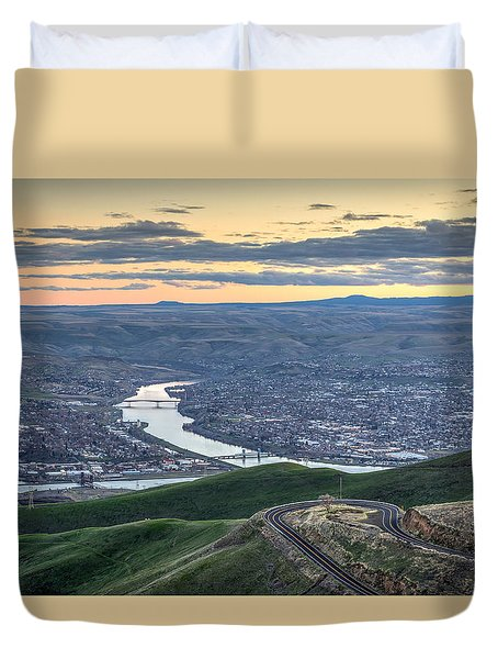 Lc Valley Duvet Cover
