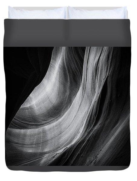 Lower Antelope Canyon Duvet Cover