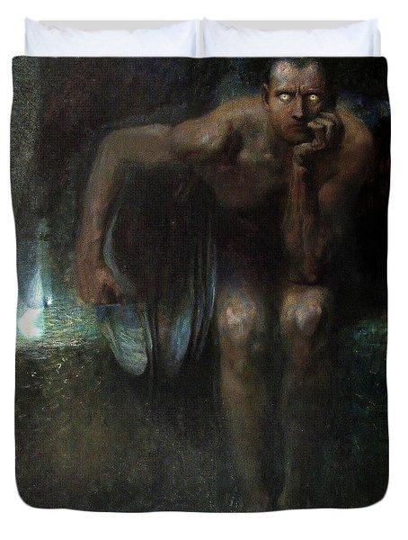 Lucifer Duvet Cover
