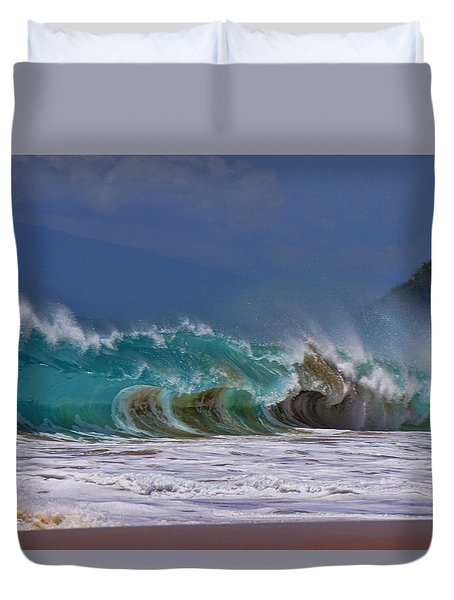 Makena Surf Duvet Cover