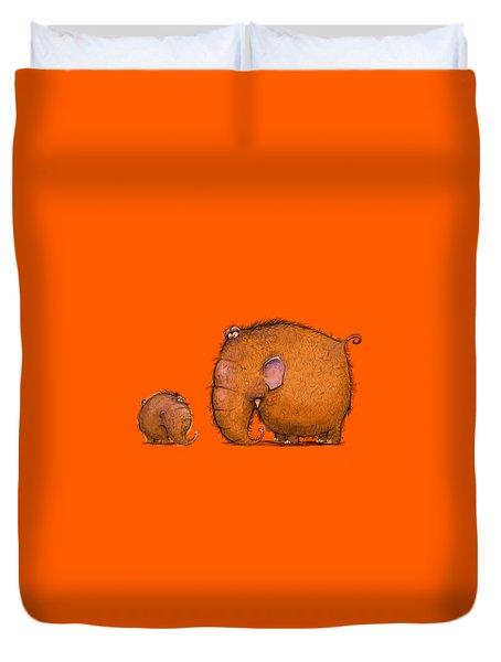 Mammothz Duvet Cover