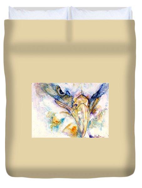 Marie's Eagle Duvet Cover