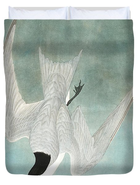 Marsh Tern Duvet Cover