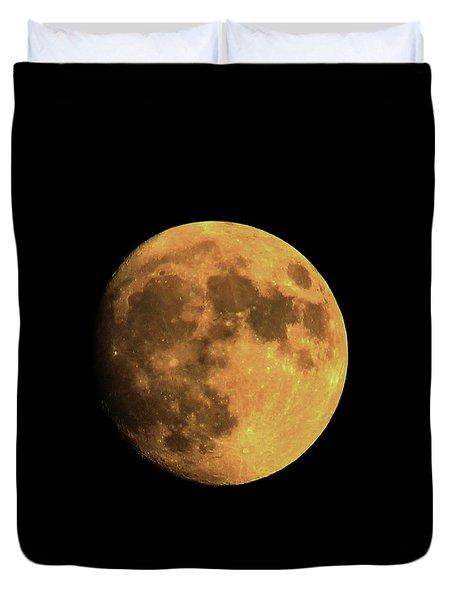 Moon Duvet Cover by Rowana Ray