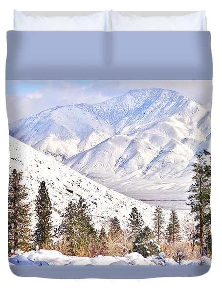 Natural Nature Duvet Cover