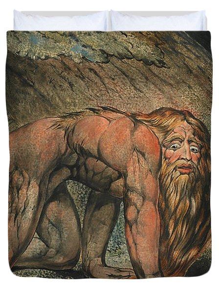 Nebuchadnezzar Duvet Cover