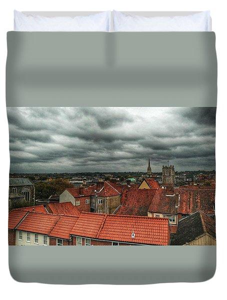 Norwich Duvet Cover