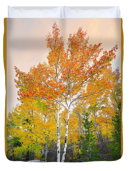 Duvet Cover featuring the photograph Only A Memory by Tim Reaves