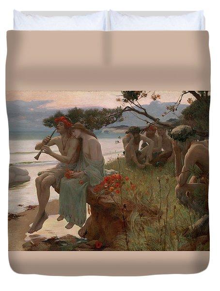 Pastoral Duvet Cover