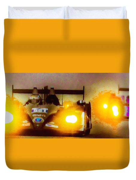 Masters Of Speed Duvet Cover