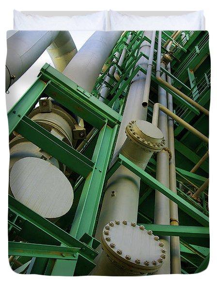 Refinery Detail Duvet Cover