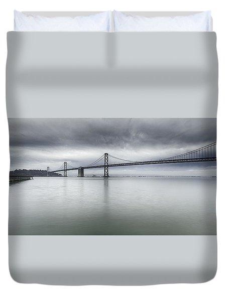 San Francisco Duvet Cover