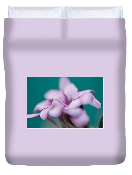 Soft Pink Duvet Cover