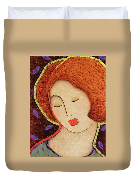 Soul Memory Duvet Cover by Gloria Rothrock