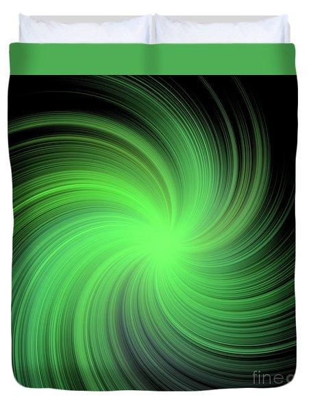 Spiral Duvet Cover by Michal Boubin