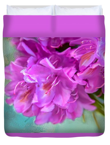 Spring Duvet Cover by Mary Timman