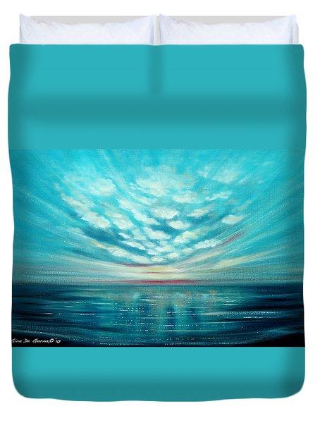 Sunset Quest Duvet Cover