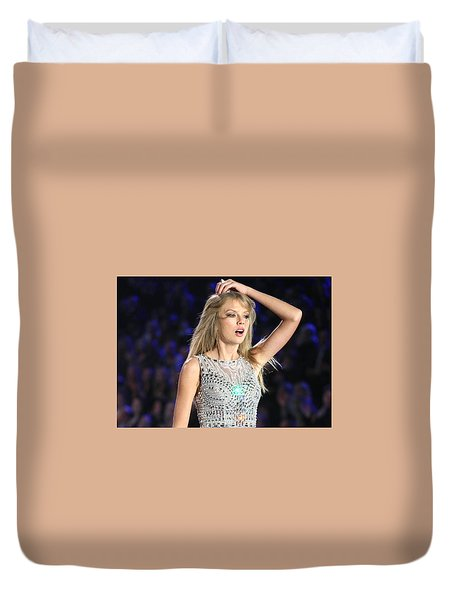 Taylor Swift Duvet Cover