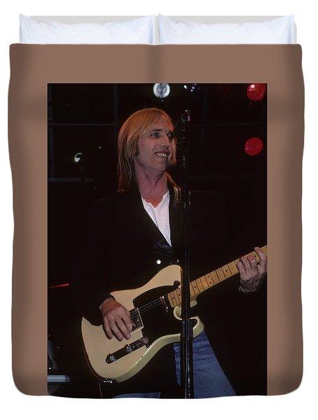 Tom Petty Duvet Cover