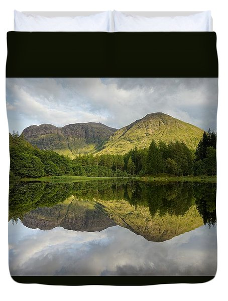 Torren Lochan Duvet Cover