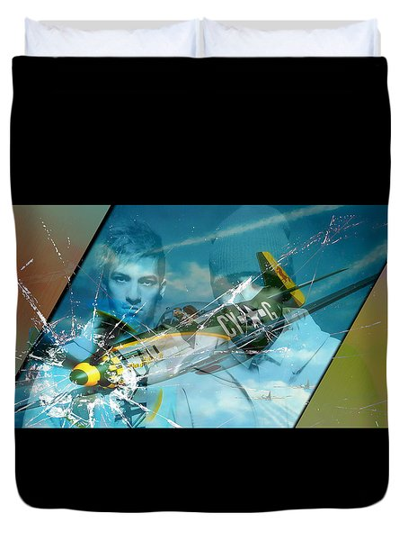 Twenty One Pilots Collection Duvet Cover by Marvin Blaine