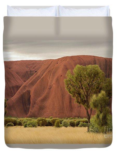 Uluru 08 Duvet Cover