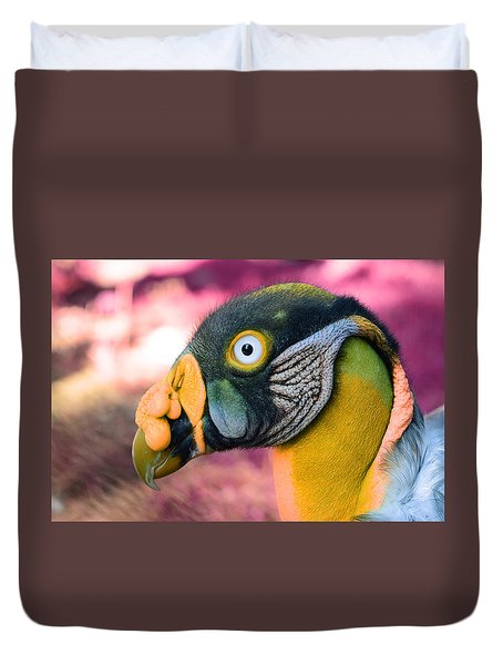 Vulture Duvet Cover