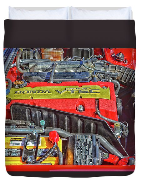 2006 Honda S2000 Engine Duvet Cover