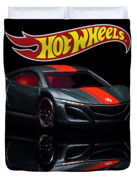 2012 Acura Nsx-2 Duvet Cover
