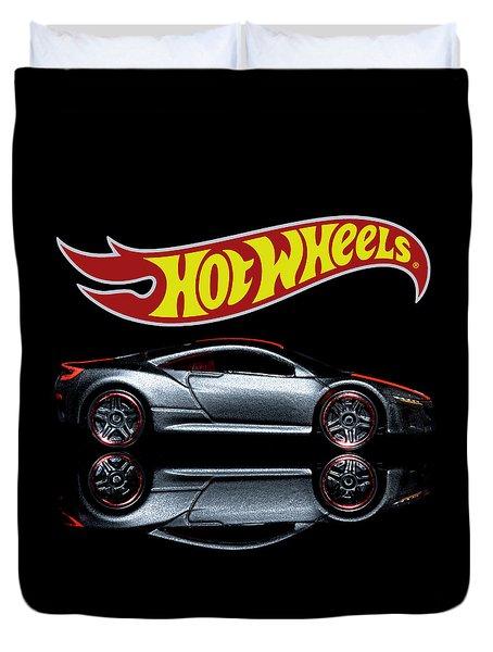 2012 Acura Nsx Duvet Cover